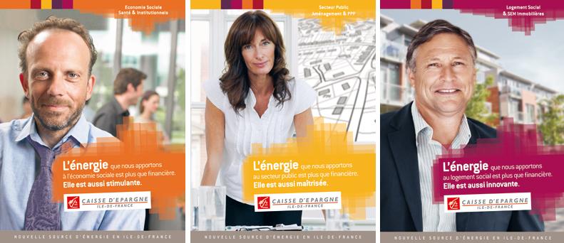 CAISSE D'EPARGNE - Publicité BDR