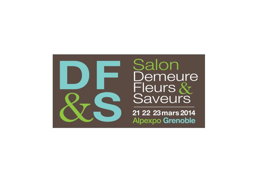 DEMEURE, FLEURS & SAVEURS - logo