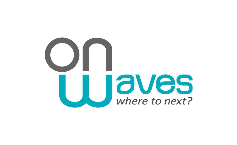 SIMINN - logo ON WAVES