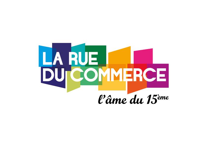 RUE DU COMMERCE PARIS 15ème - logo
