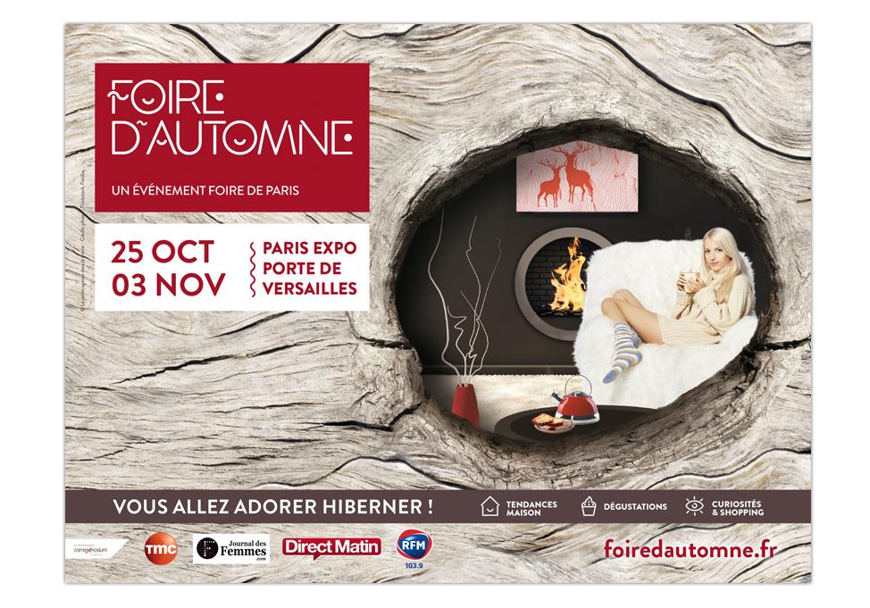 FOIRE D'AUTOMNE 2013 - affiche 4x3