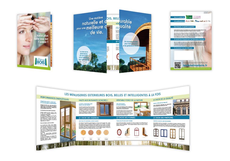 CNDB - brochure Fenêtres Bois