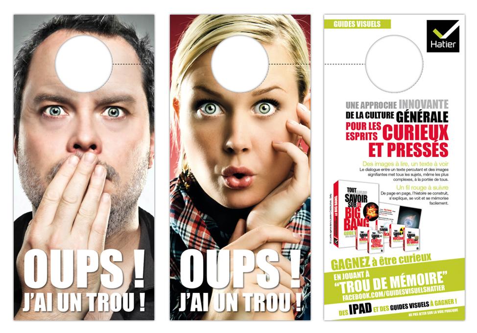 HATIER - flyer Guides visuels
