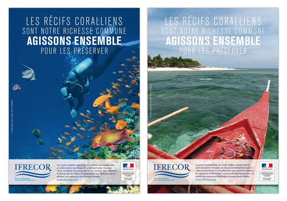 UICN - Publicité IFRECOR