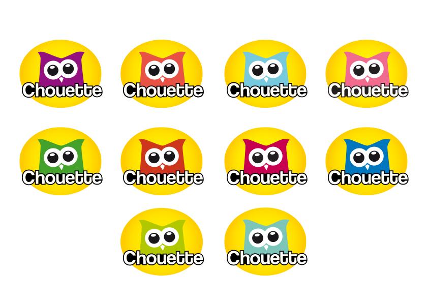 HATIER - logos chouette