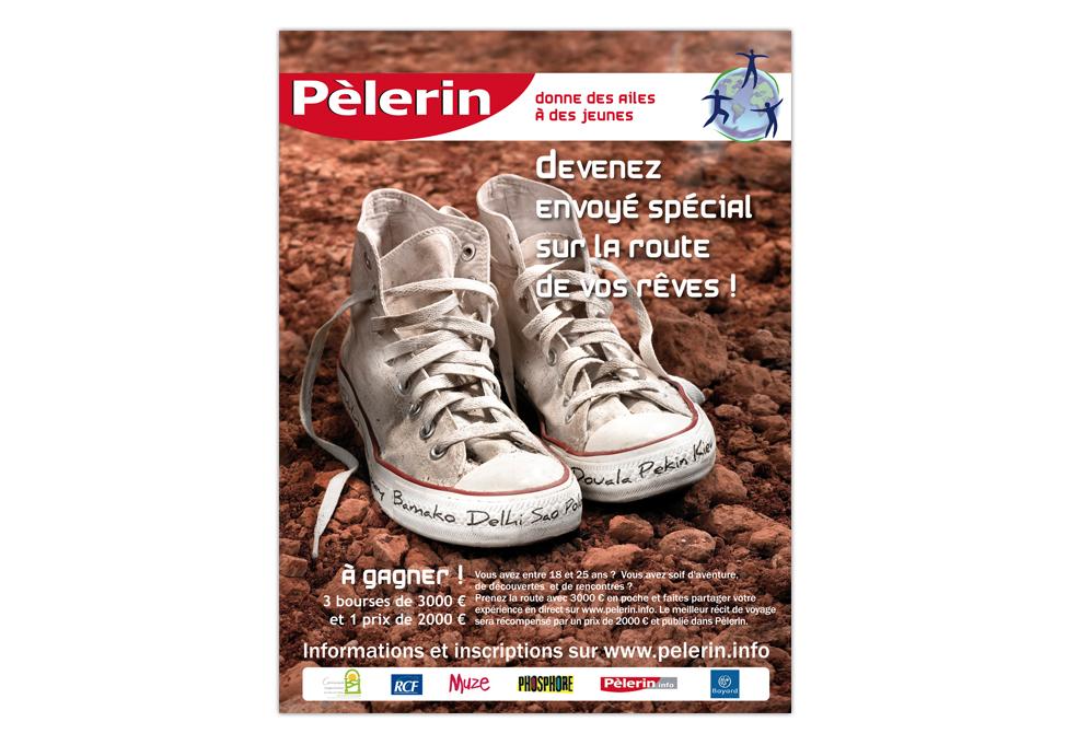 PELERIN - Publicité jeunes