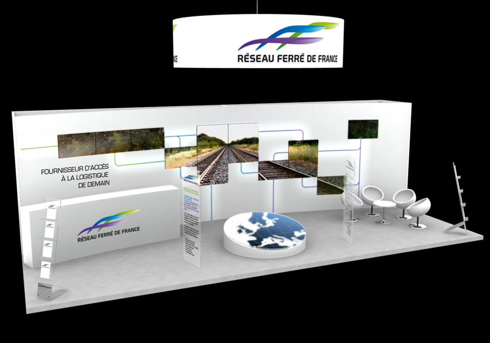 RFF - stand salon