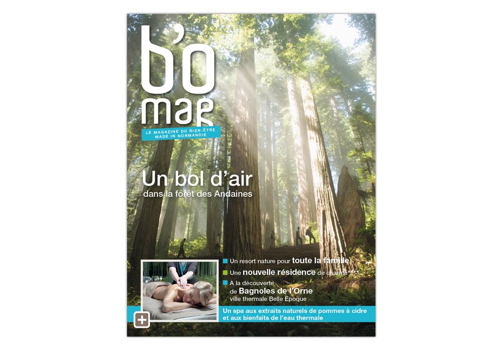 BO RESORT - Couverture BO Mag